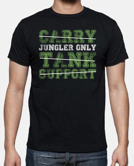League Of Legends - Jungler only - LOL