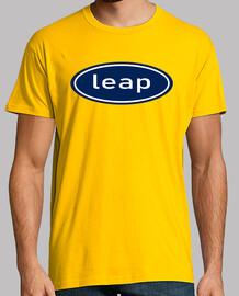 Leap Skate logo azul