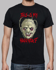 Leatherface - This is my Happyface - The Texas Chainsaw Massacre