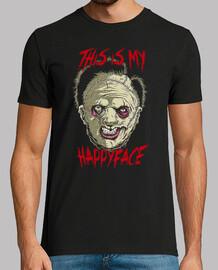 Leatherface - This is my Happyface (Massacre à la Tronçonneuse)