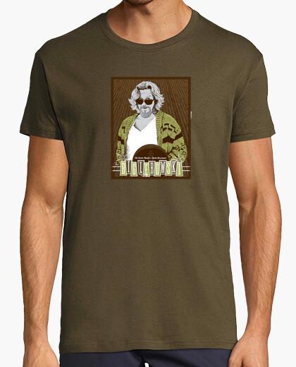 Camiseta Lebowski, Dude