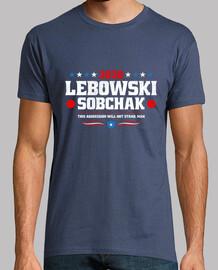lebowski sobchak 2020 / potus / usa / mens