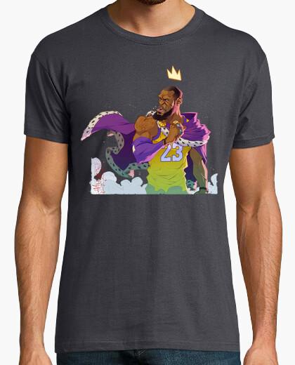 Camiseta LeBron James LA