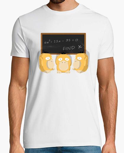 Camiseta lección de matemáticas