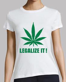 légaliser la marijuana