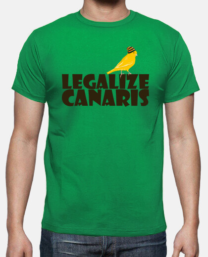 legalize canaries