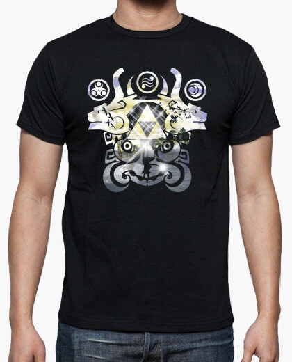 Camiseta Legend of The Wind