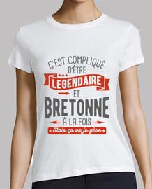 Légendaire et bretonne