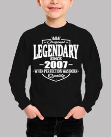 legendaria desde 2007