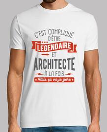 legendario y arquitecto