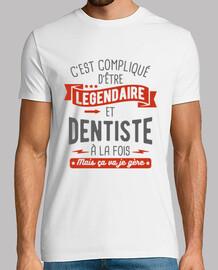 legendario y dentista