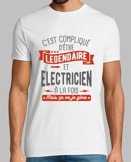 legendario y electricista