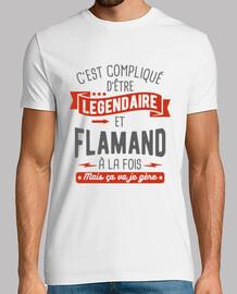 legendario y flamenco