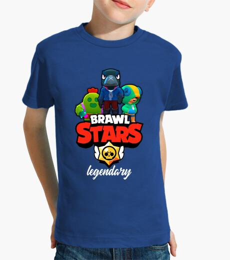 Ropa infantil legendary brawl stars