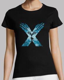 legendary x - t-shirt donna
