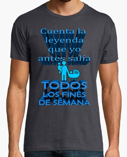Tee-shirt légende
