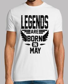 legenden werden im mai geboren