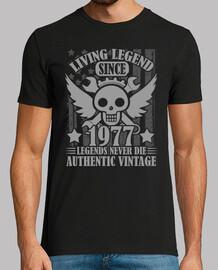 légendes vivantes depuis 1977 légendes jamais