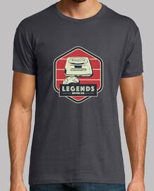 legends never die - sega - mega drive