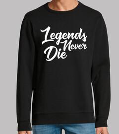 legends never die never
