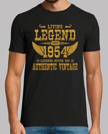 leggenda vivente dal 1954 mai leggende