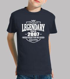 leggendario dal 2007