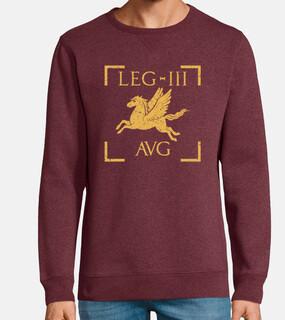 Legio III Augusta Pegasus Emblem Roman