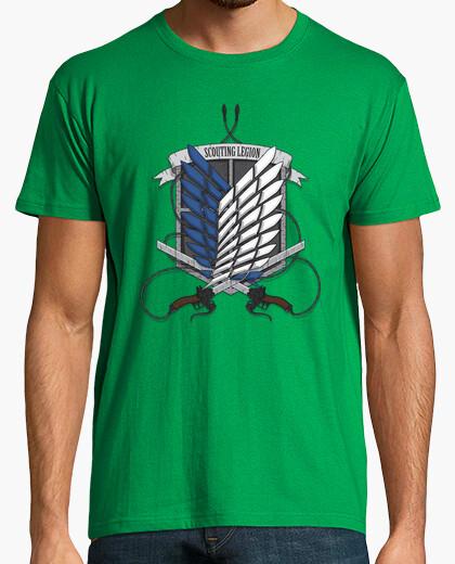 Camiseta legión de exploración