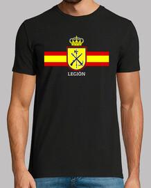 Légion espagnole  tee shirt  mod.18
