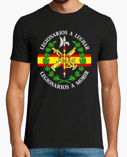 Tee-shirt Légion espagnole t-shirt mod.4