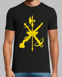 Legión Española, Oro