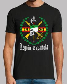 legion skull shirt mod.1