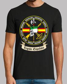 legion skull shirt mod.2