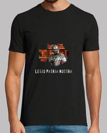 Legionario (Completa la colección de 8 personajes de las legiones romanas)