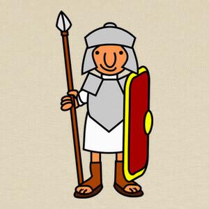Camisetas Legionario romano