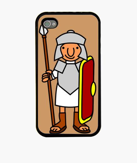 Coque iPhone légionnaire romain