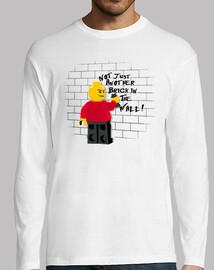 lego non mattone nel muro