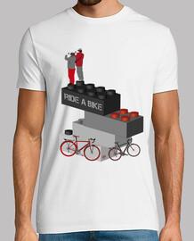 legos und fahrräder ...