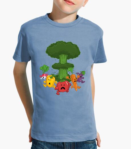 Vêtements enfant légumes armageddon