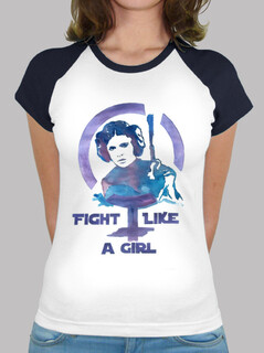 Leia Fight Like a Girl