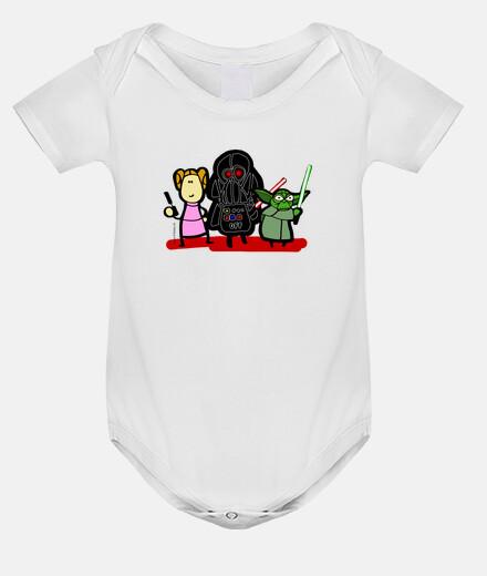 Body Leia, Vader, Yoda