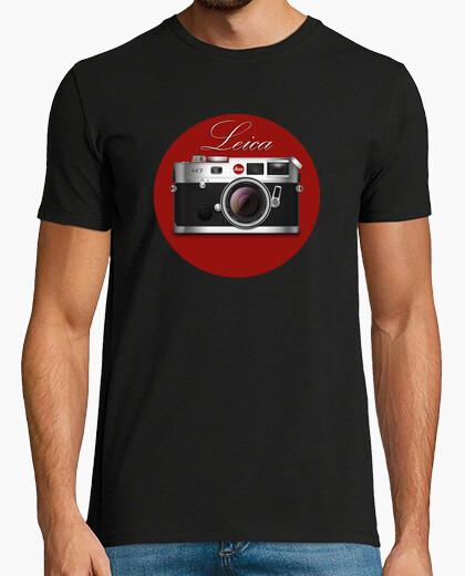 Camiseta LEICA negro