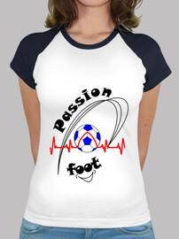 Leidenschaft Fuß ich liebe dich Fußball