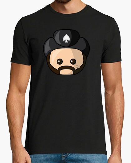 Camiseta Lemmy Manga Corta Hombre