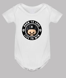 lemmy né à perdre bébé
