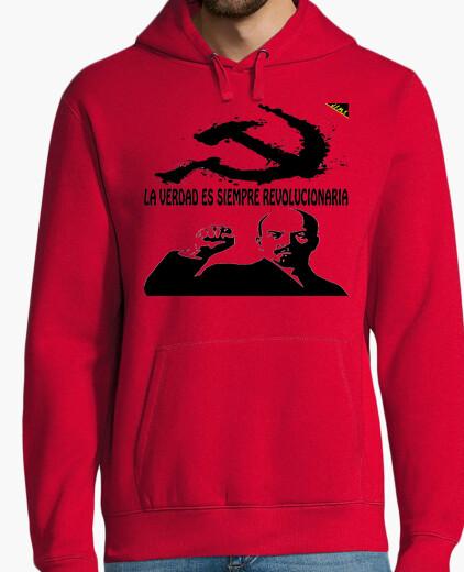 Jersey Lenin con el puño alzado - Sudaderas
