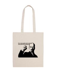 Lenin en negro