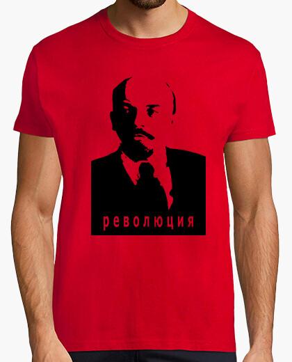 Lenin revolution t-shirt