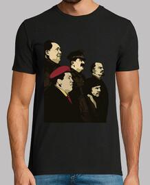 Lénine Staline Mao Che Guevara Chávez