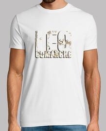 Leo Comanche letras